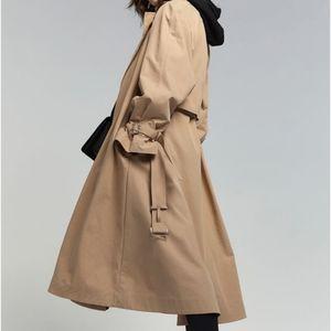 H&M trenchcoat khaki